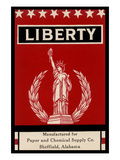 Liberty Boom Label