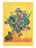 Vase Avec Irises