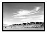 Landscape at Manzanar Reproduction d'art par Ansel Adams