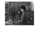 Frank Hirosama [IE  Hirosawa] in Laboratory