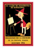 Salon De Humoristas De Barcelona Iii