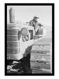 Benji Iguchi on Tractor