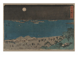 Moon Scene at Takanawa