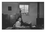 Yoshiko Joan Mori  Stenographer in Education Office