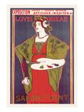 Exposition Speciale De Soixante Nouvelles Affiches Inedites De Louis Rhead