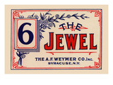 The Jewel Broom Label