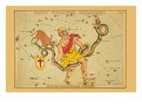 Taurus Poniatowski  Serpentarius  Scutum Sobiesky  and Serpens
