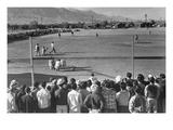Baseball - Currier & Ives Reproduction d'art par Ansel Adams