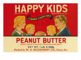 Happy Kids Peanut Butter