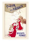 Fleur Des Neiges - Biscuits Pernot