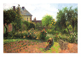 The Artist Garden at Eragny