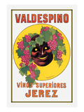 Valdespino - Smiling Mask