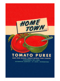 Home Town Brand Tomato Puree