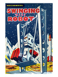 Swinging Baby Robot