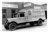 Kingan's Meat Truck No1