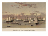 The Yacht Squadron at Newport