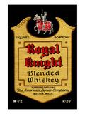 Royal Knight Blended Whiskey