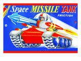 Space Missile Tank