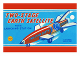 Two-Stage Earth Satellite