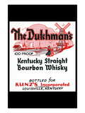The Dutchman's Kentucky Straight Bourbon Whiskey