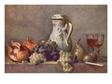 Still Life with a Porcelain Jug