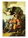 Prophet Balaam and the Donkey