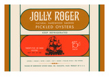 Jolly Roger Pickled Oysters