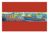 Robot Torpedo