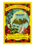 Golden Bat Firecrackers