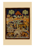 Animal Tapestry