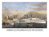 American Steamboats on the Hudson: Passing the Highlands