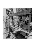 Mississippi Delta Negro Children