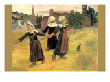 Small Breton Women