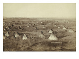 Native American Encampment - Lakota Indians