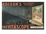 Edison's Greatest Marvel--The Vitascope