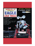 Apollo-11 American Eagle Lunar Module