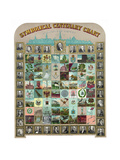 Symbolical Centenary Chart of American History