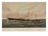 Steam Yacht Namouna