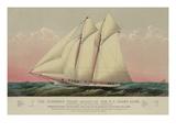 The Schooner Yacht Magic of the NY Yacht Club