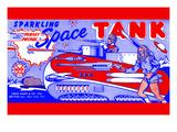 Planet Patrol Sparkling Space Tank