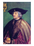Portrait of Emperor Maximilian