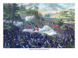 Battle of Chickamauga or Chickamauga Creek