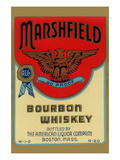 Marshfield Bourbon Whiskey