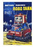 Mini-Robo Tank