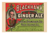 Blackhawk Ginger Ale