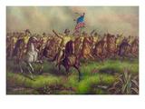 Rough-Riders  Col Theodore Roosevelt  USV Commander