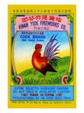 Cock Brand Firecrackers