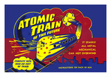 Atomic Train of the Future