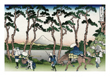 Hodogaya on the Tokaido Road