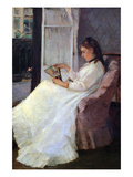The Sister of the Artist at a Window